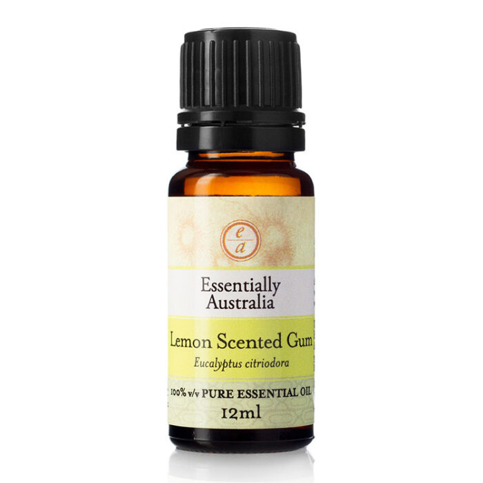Eucalyptus Lemon Scented Gum Essential Oil
