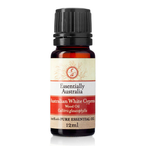 Australian White Cypress Essential Oil (Wood oil)