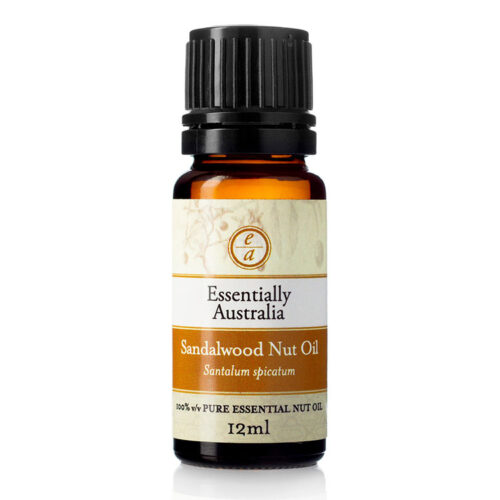 sandalwood nut oil, best hair oil, australian essential oils, best carrier oil, beauty oil, natural face oil, anti-ageing face oil