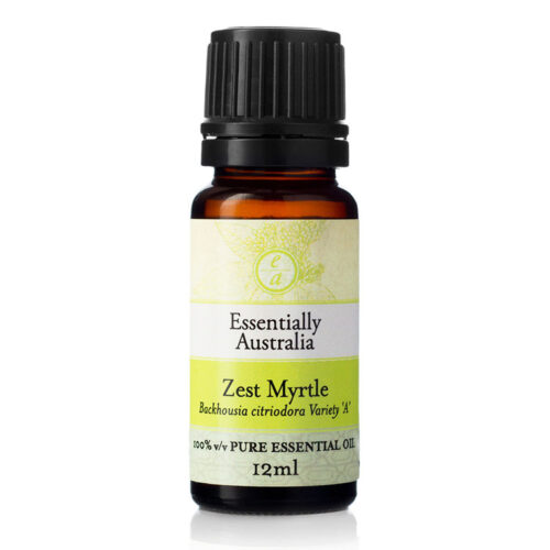Zest Myrtle Essential Oil