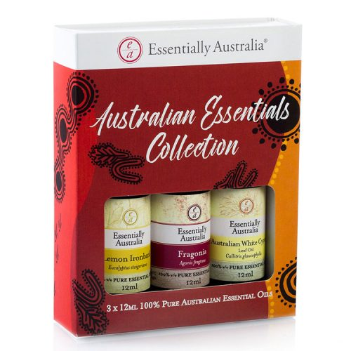 Australian Essentials Collection Essential Oil Gift Pack, essential oils gift pack
