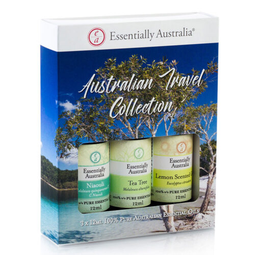 Australian Travel Collection Essential Oil Gift Pack, essential oil gift pack