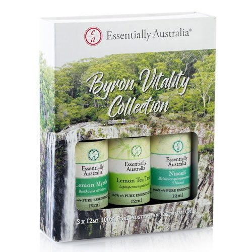 Byron Vitality Collection Essential Oil Gift Pack