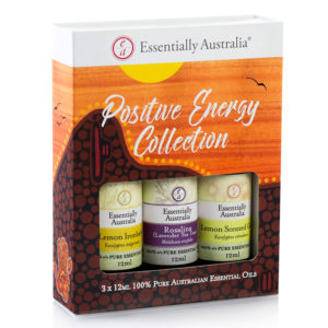 Positive Energy Collection Essential Oil Gift Pack