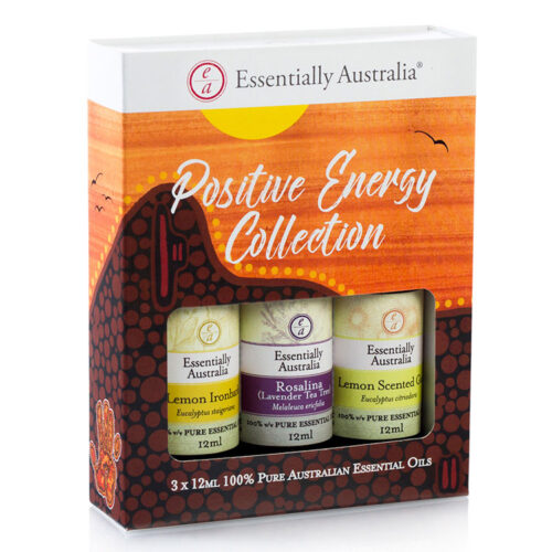 Positive Energy Collection Essential Oil Gift Pack, essential oil gift pack