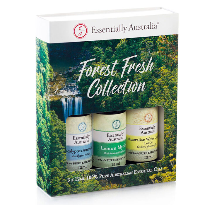 Forest Fresh Collection Essential Oil Gift Pack, essential oil gift pack