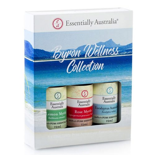 Byron Wellness Collection Essential Oil Gift Pack