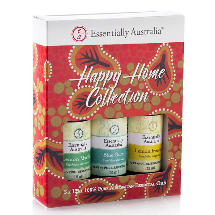 Happy Home Collection Essential Oil Gift Pack, essential oil gift pack
