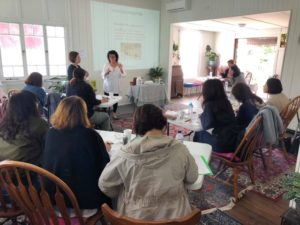 Deby Atterby aromatherapy training Gold Coast