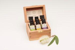 Wetlands Collection Essential Oil Box Set