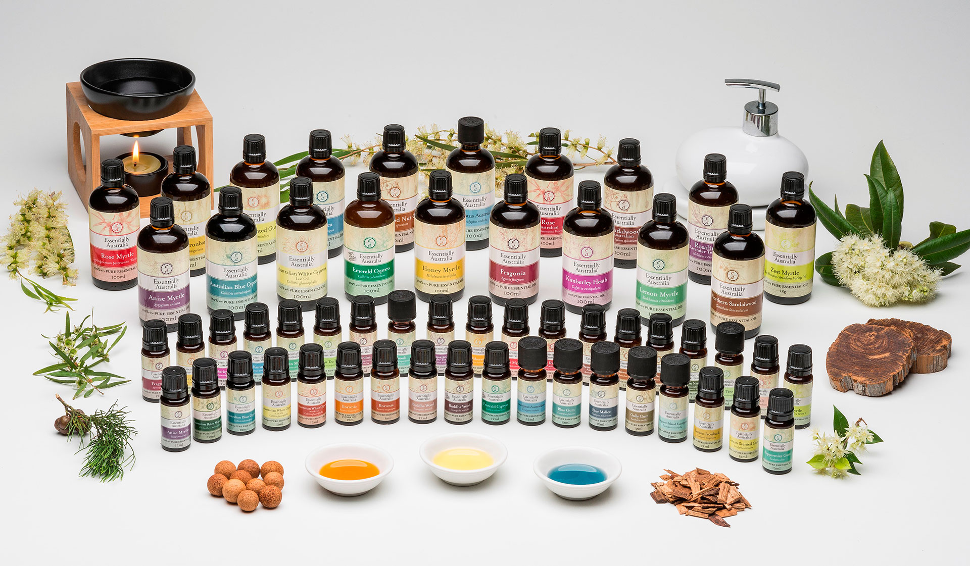 Essential oils Australia / best essential oils Australia
