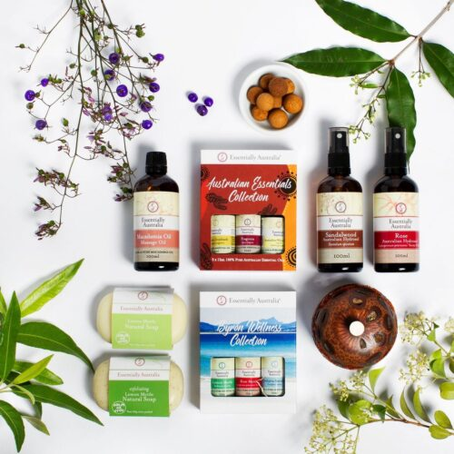 Australian wellness hamper