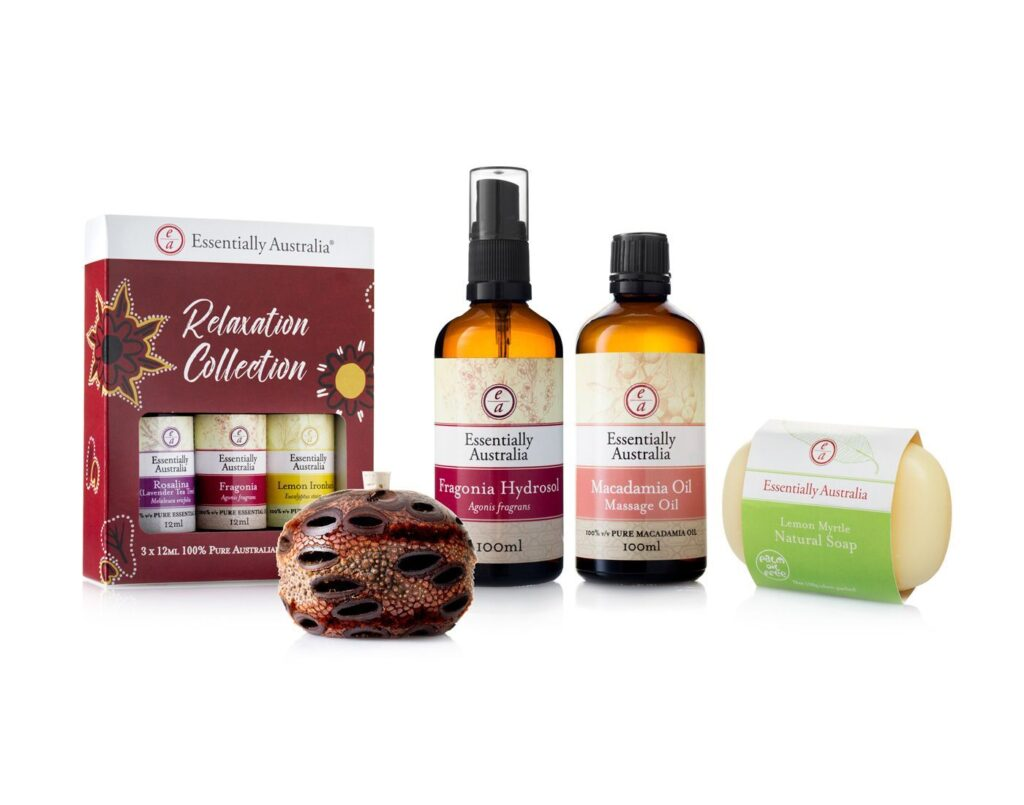 Relaxation hamper